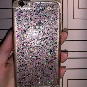 iPhone 6s Sparkly Case